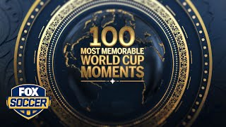 100th Most Memorable World Cup Moment: Messi Rescues Argentina | Top World Cup Moments | FOX SOCCER