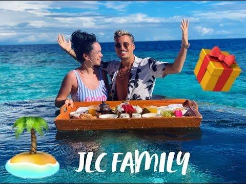 JLC Family - MALDIVE, LUNE DE MIEL, CADEAUX EXTRAORDINAIRES.... thumbnail