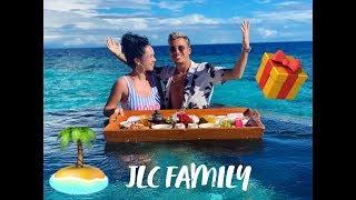 JLC Family - MALDIVE, LUNE DE MIEL, CADEAUX EXTRAORDINAIRES....