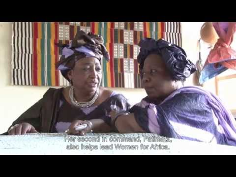 Malian Women in Action for Peace (Women for Africa Foundation)