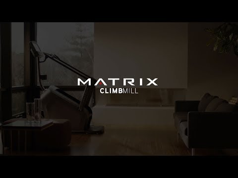 Matrix Fitness Climbmill for the Home-15 Second Promo