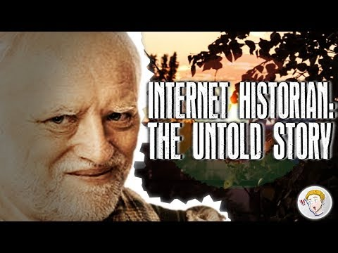 Internet Historian: The Untold Story ~ JustJargon's Channel Reviews #25