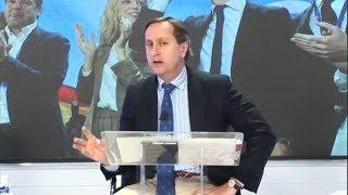 Carlos Cuesta:La extrema izquierda protagoniza su énesimo ataque contra Vox