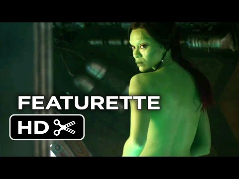 Thumbnail: Guardians of the Galaxy Featurette - Gamora and Drax (2014) - Zoe Saldana, Dave Bautista Movie HD