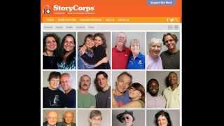 Webinar - Spruce Up Your Website with Expertise from StoryCorps - 2013-10-24