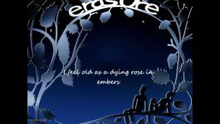 "Erasure ""Sweet Surrender"" [lyrics]- (Nightbird 2005)"
