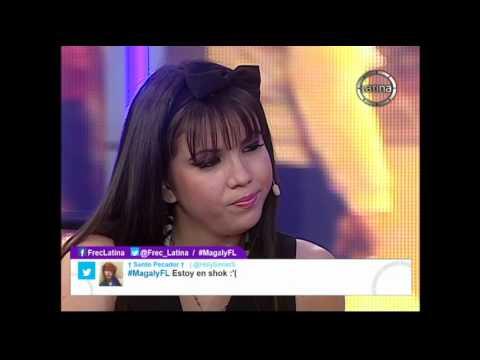Magaly: Milena Zárate no logró quebrar la frialdad de Greysi Ortega