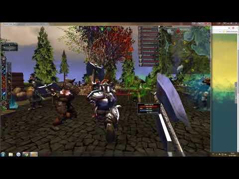 Darkfall: New Dawn - Haldir Hardy - Osdnak Village Fight 16/02/2018