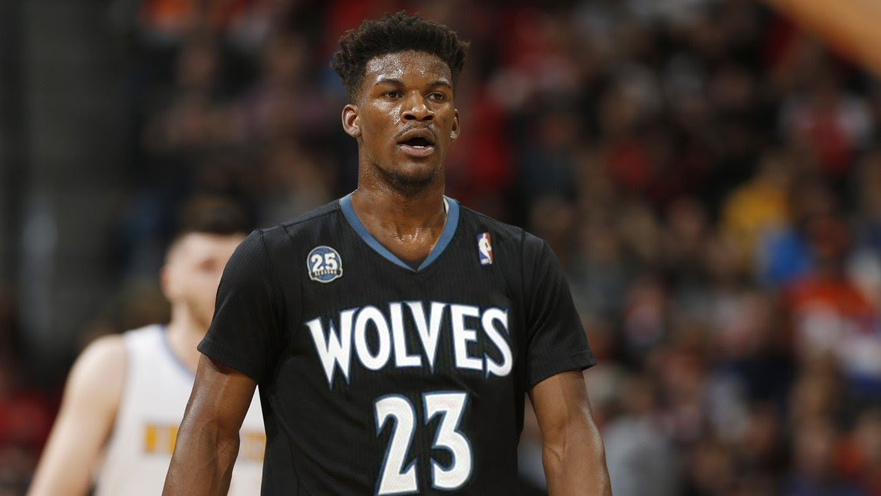 BULLS TRADE JIMMY BUTLER TO THE TIMBERWOLVES
