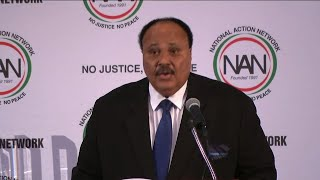 MLK III: American Dream Is