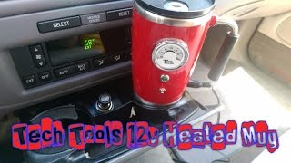 Tech Tools 12-Volt Heated Mug Review