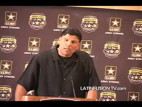 Anthony Muñoz - Proclamation 2010