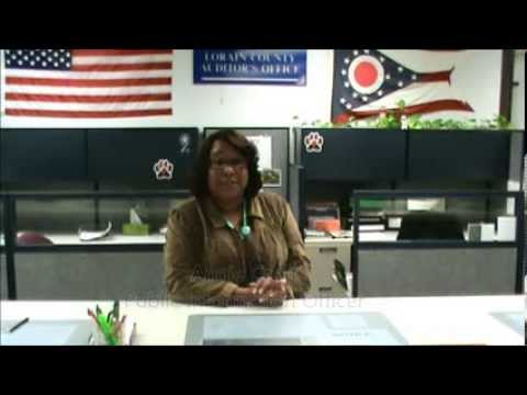 Annie Croft, Lorain County Auditor's Office Public Information Officer