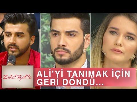 Zuhal Topal'la 187. Bölüm (HD)   Ünlü Damat Cüneyt Bey'in Kızı Melisa, Ali İçin Geri Döndü!