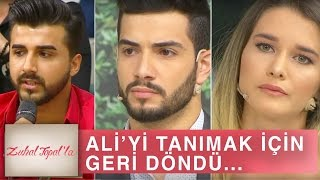 Gambar cover Zuhal Topal'la 187. Bölüm (HD) | Ünlü Damat Cüneyt Bey'in Kızı Melisa, Ali İçin Geri Döndü!