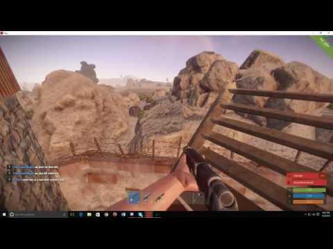 Rust Raid