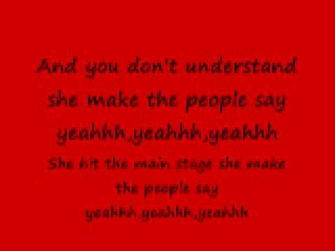 T-pain Ft. Lil Wayne-Can't Believe it lyrics