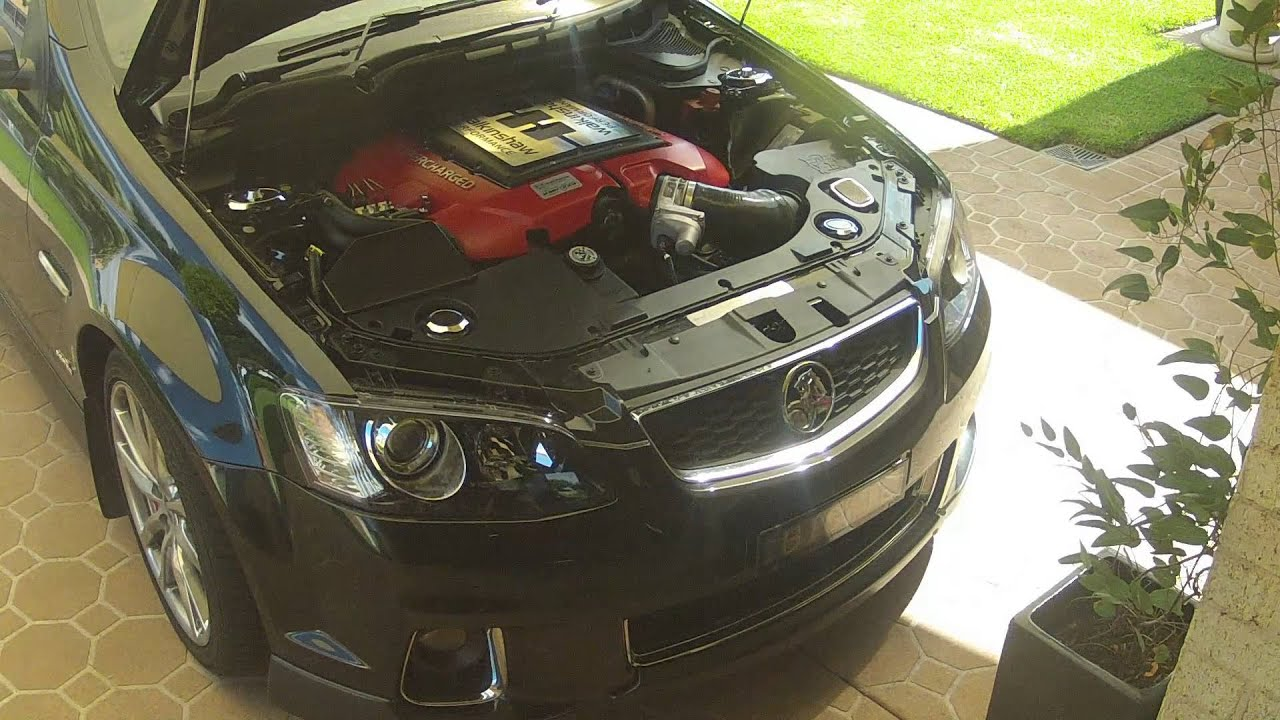 Big Wills 2012 walkinshaw wp230 supercharger