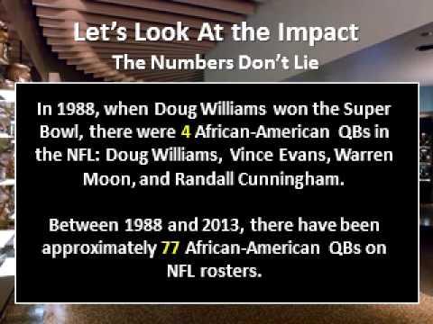 Doug Williams Pro Football HOF Nomination (February 2014)