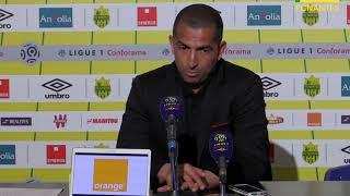 FC Nantes - Rennes : la réaction des entraîneurs
