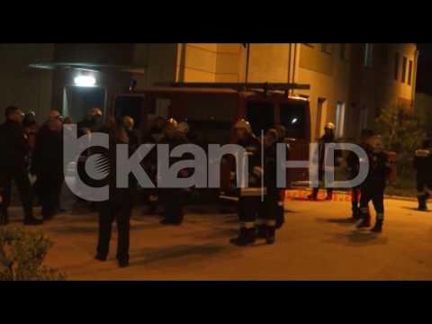 Zjarr në ambientet e paraburgimit në Vlorë, dy gardianë dërgohen në spital