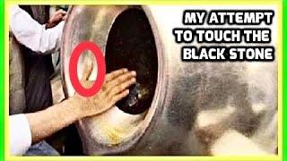 My Umrah 2019  Touching Hajr e Aswad Black Stone Hajar Kaaba Trip