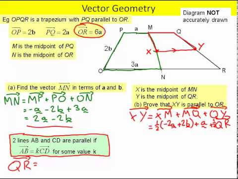 Vector Geometry 2