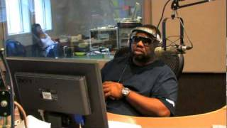 Raekwon the Chef Live with J Wyze on Flow 93.5