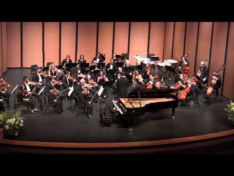 Mozart Piano Concerto No. 17 in G major, K. 453 Mvt II, III
