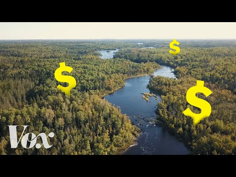 America's wilderness is for sale