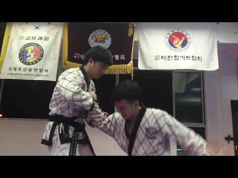 Hapkido - Sung Moo Kwan