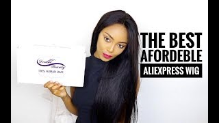 THE BEST VERY AFFORDABLE ALIEXPRESS WIG YET| Not Sponsored