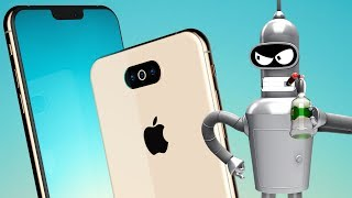 iPhone 11 Prototype Leaks AGAIN.. Bender Approves