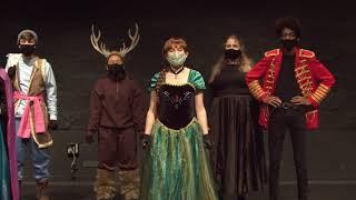 """Warren Theatre Children's Show, """"Frozen, JR."""""""