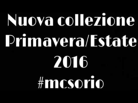 Nuova Collezione Primavera - Estate 2016