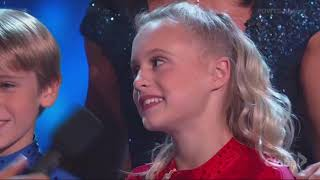 Hudson West & Kameron Couch - DWTS Juniors Episode 2 (Dancing With The Stars Juniors)