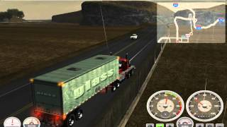 18 Wheels of Steel American Long Haul [CZ GamePlay] - Kamiony ej :D