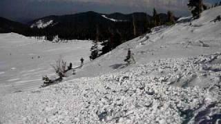 Sunstone Adventures - Grade 4 Avalanche Gulmarg, Kashmir