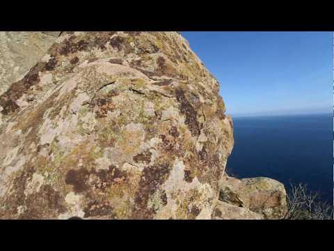 Аю-Даг (гора Медведь), от Андрея Никитского 04.11.18...
