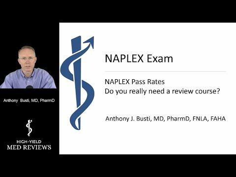 NAPLEX Exam Pass Rates & How to Prepare