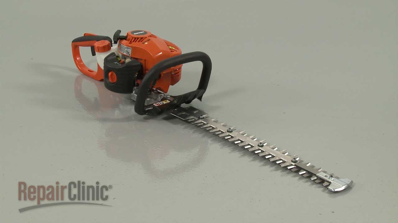 Echo Hedge Trimmer Disassembly – Hedge Trimmer Repair Help
