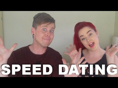 SPEED DATING | Aleah + Brooklyn
