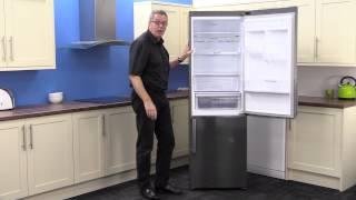 Samsung RB31FEJNCSS Frost Free Fridge Freezer