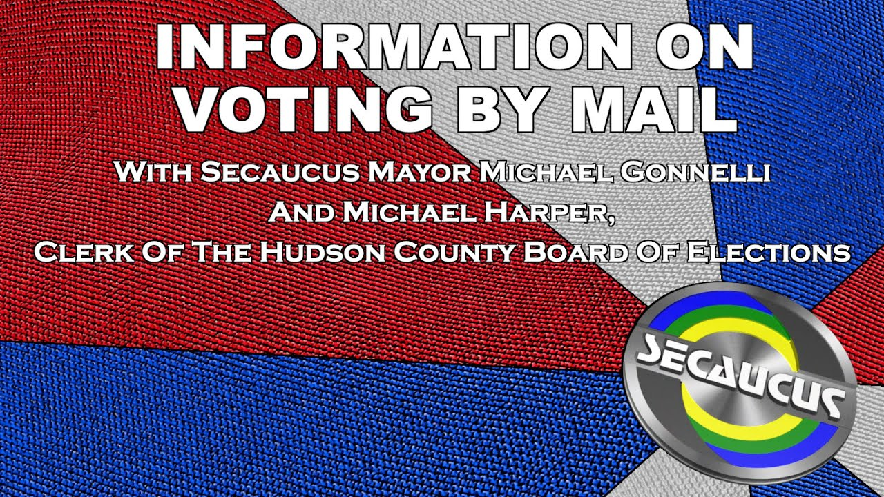 Important Information on Voting by Mail