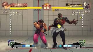 USF4: dimiakira (Guy) vs Koumori (Seth)