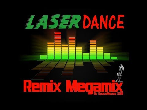 Laserdance  - Remix Megamix (By SpaceMouse) [2018]