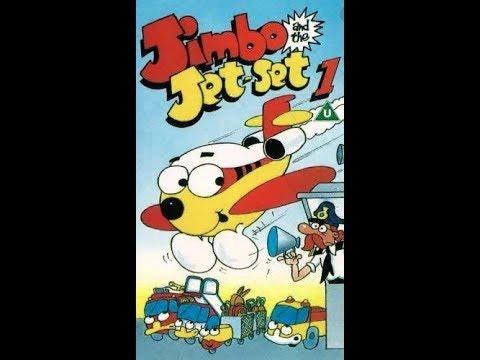 Download Jimbo and the Jet-Set: Volume 1 (1987 UK VHS)