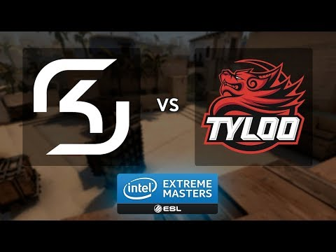 IEM Sydney 2018 - SK Gaming vs. TyLoo (Mirage) - Narração PT-BR