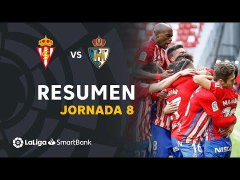Gijon Ponferradina Goals And Highlights