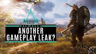 Another Gameplay Leak | Assassin's Creed Valhalla